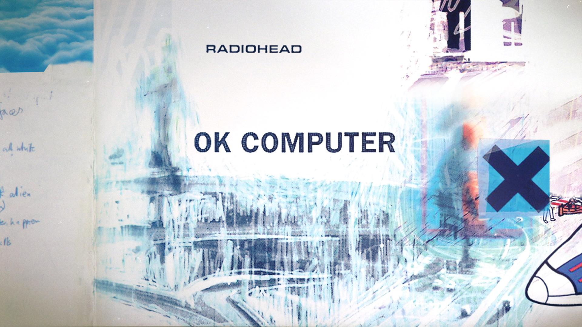 """Radiohead celebra los 20 años de """"OK Computer"""" con material inédito"""