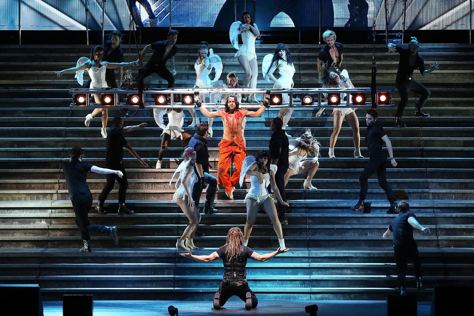 Jesucristo Superestrella, una de las obras que dieron origen a la ópera rock