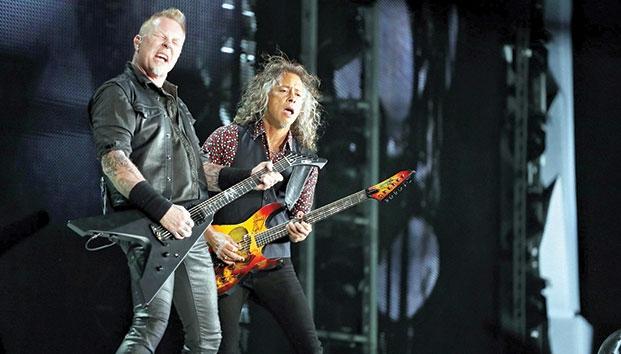 Metallica lanza videoclip grabado en México