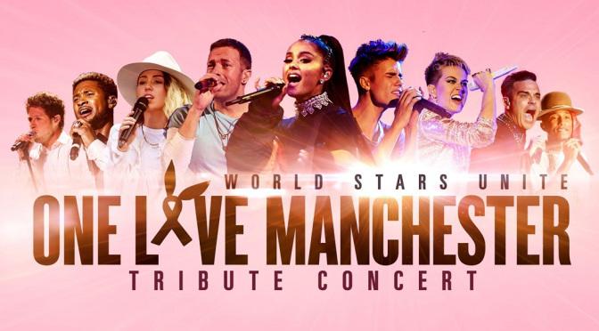 #OneLoveManchester: La noche del pop, la emotividad y la rareza