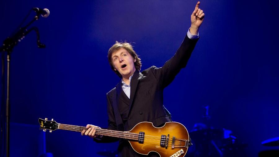 No se puede hablar de música, sin mencionar a Paul McCartney