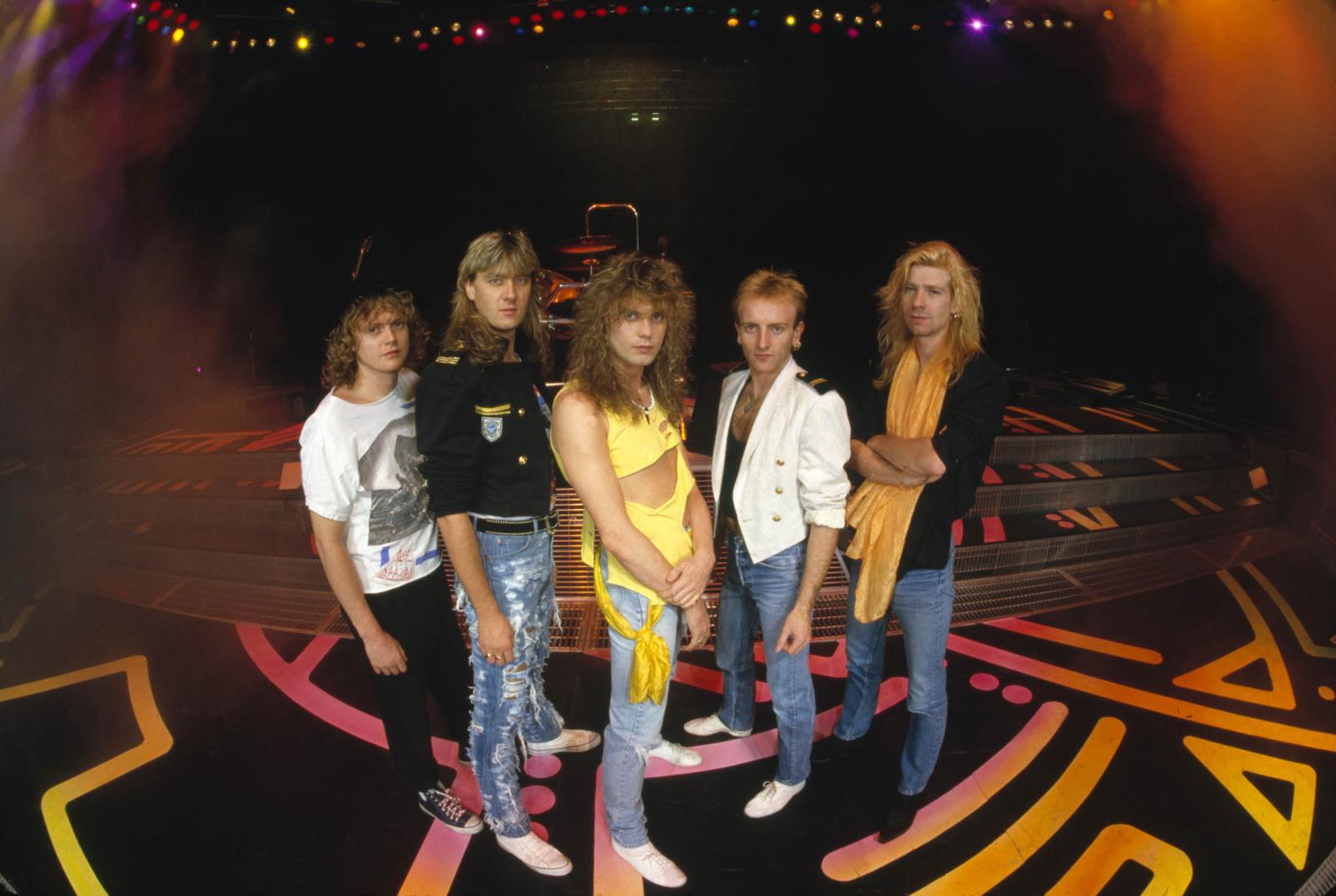 """""""Hysteria"""" de Def Leppard, un híbrido artístico entre el hard rock y el pop"""