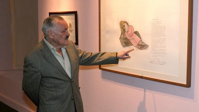 """José Luis Cuevas, """"un artista sólo comparable con Picasso"""""""