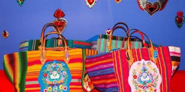Pagan a indígenas 237 pesos por bolsos vendidos en 28 mil