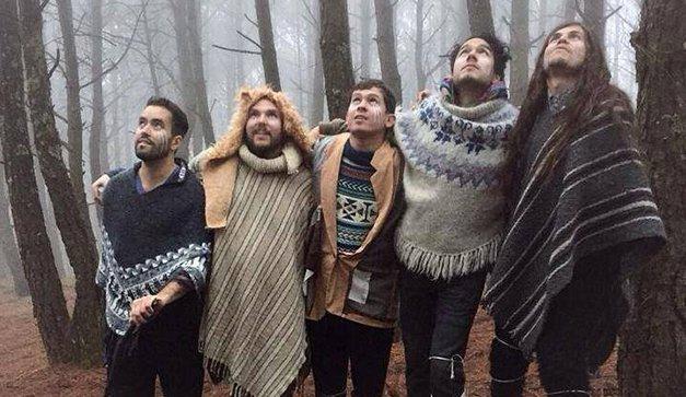 Porter en el Tecate Comuna, la banda que busca la paz con ellos y con su entorno