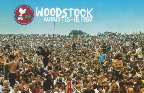 1969, el año de Woodstock: 3 días de paz, música y amor