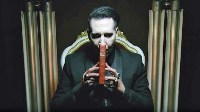 Brujería, sexo, pesadillas en nuevo video de Marilyn Manson protagonizado por Johnny Depp
