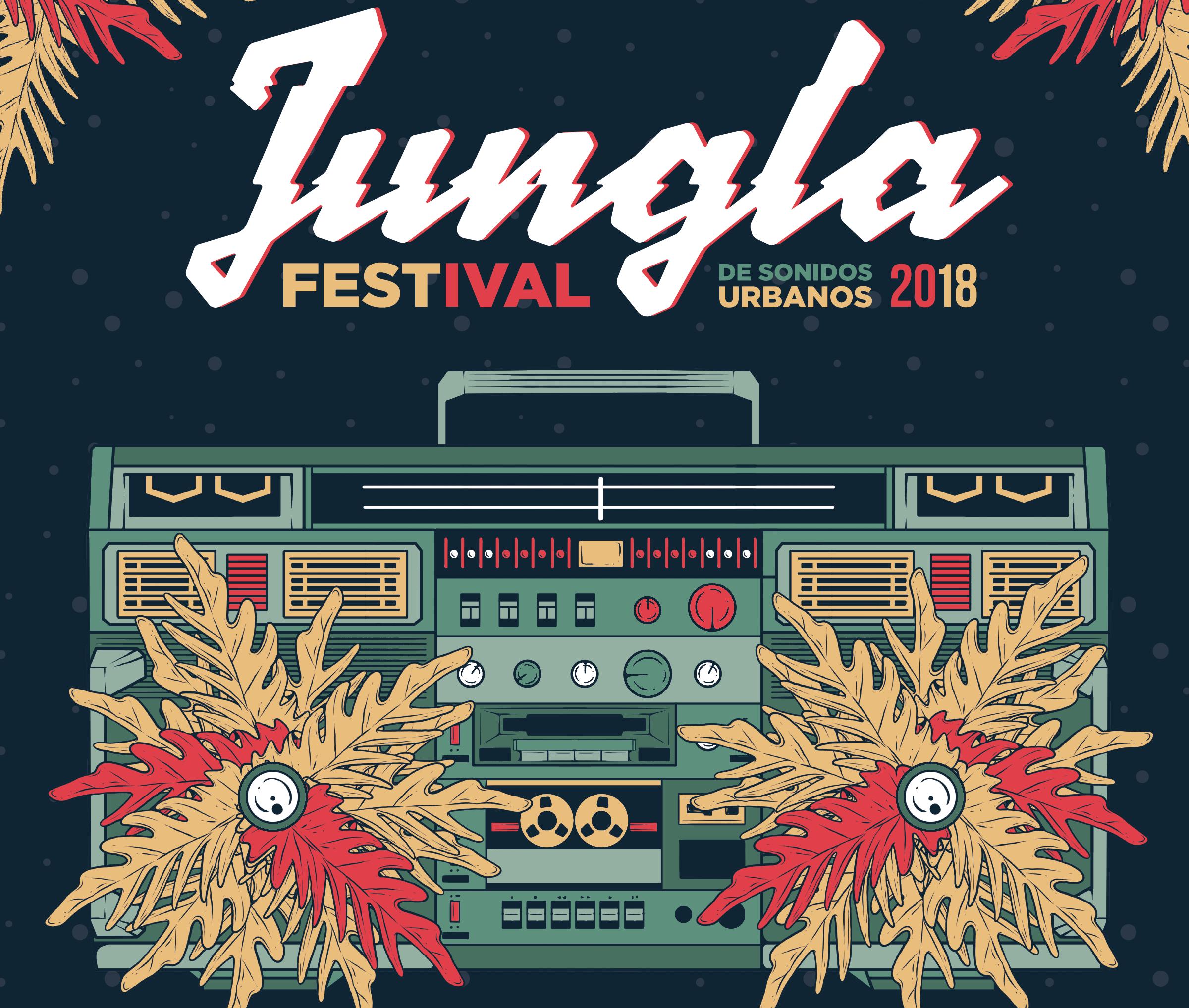 Llega a Puebla el Festival de Sonidos Urbanos: Jungla