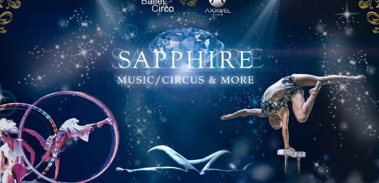 Sapphire se presentará en Puebla