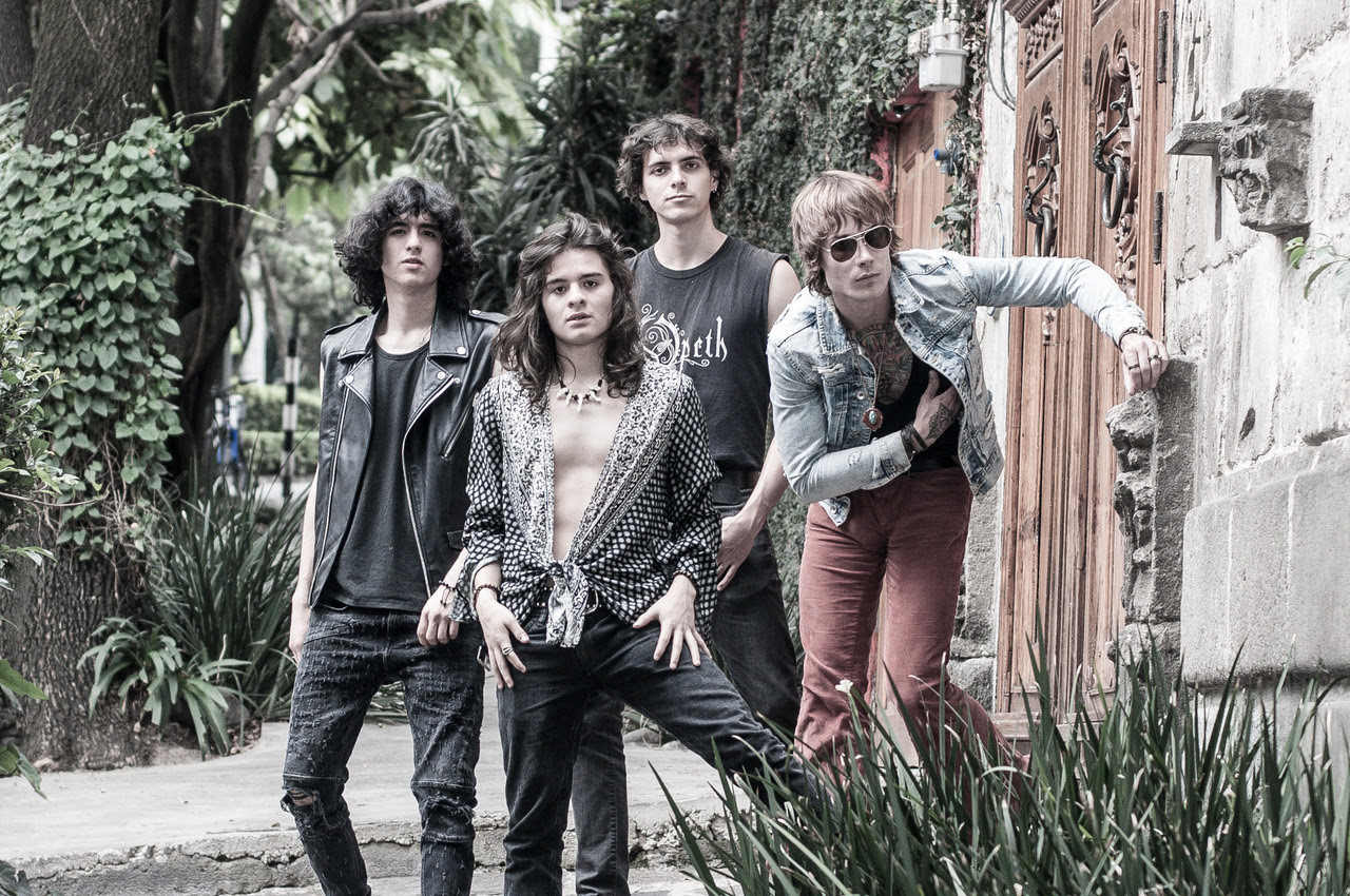 The DARBIES : listos para rockear!
