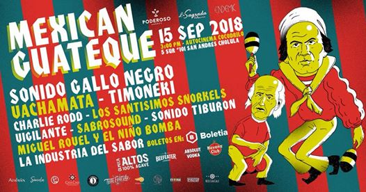 Mexican Guateque: Festival independiente de música mexicana para celebrar a México
