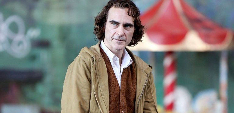 Checa a Joaquin Phoenix caracterizado como 'Joker'