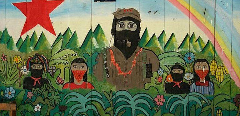 A 25 años del Levantamiento Zapatista
