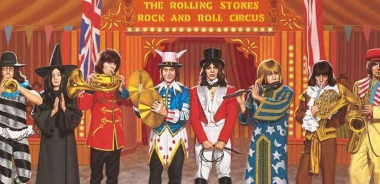 """Rolling Stones lanzará """"Rock And Roll Circus"""""""
