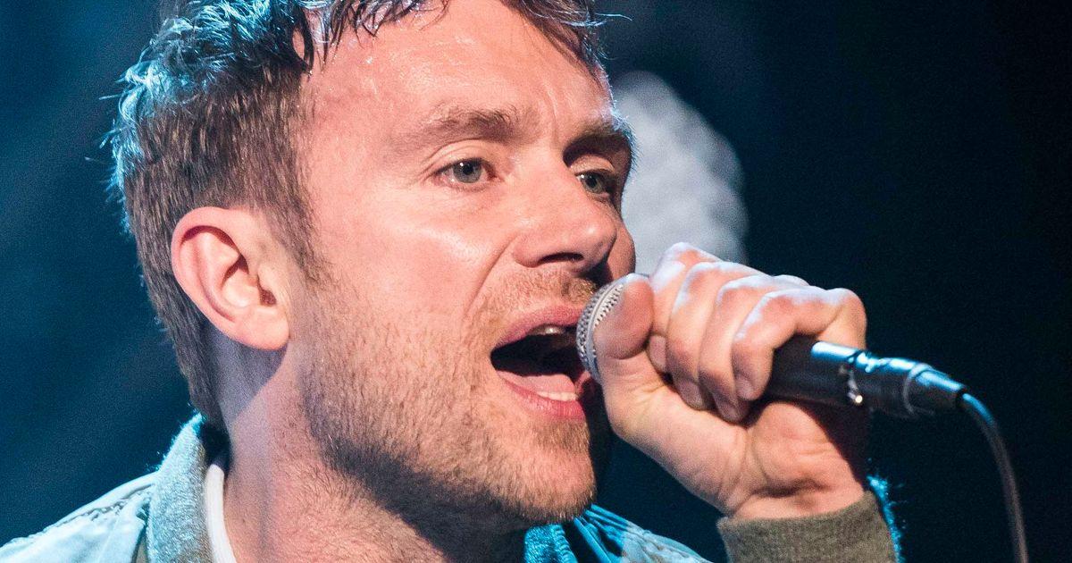 Damon Albarn pide que la música se vuelva más política