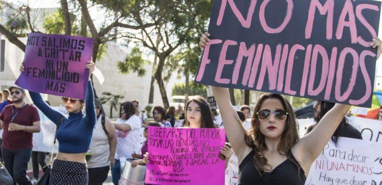 México, primer lugar en feminicidios de América