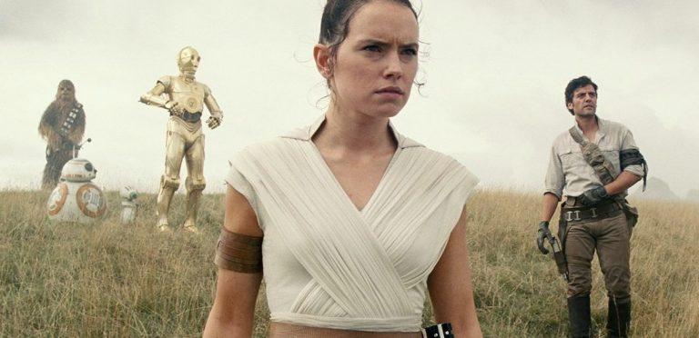 """Star Wars: Episodio IX: The Rise of Skywalker y la carcajada misteriosa"