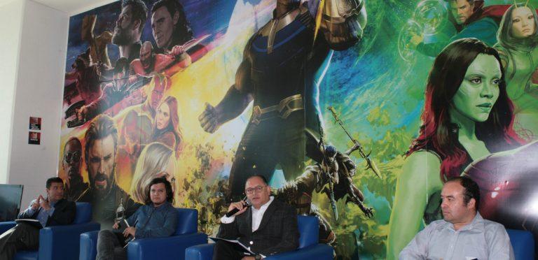 Feria Internacional de Cómics 2019 en la BUAP