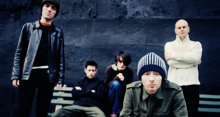 Se filtra material inédito de Radiohead