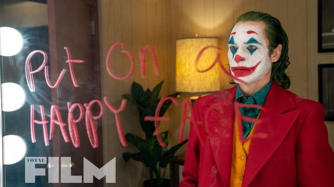 ¡Asombroso! Total Film revela su portada con el 'Joker'