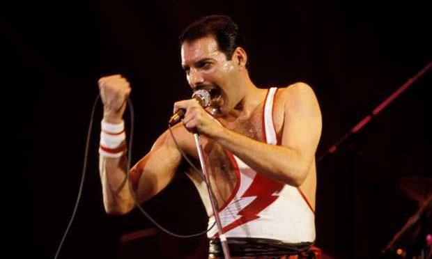 Nuevo vídeo de Freddie Mercury