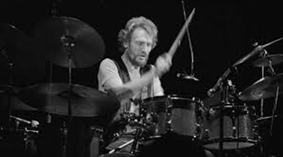 Ginger Baker más otros 10 bateristas importantes en el rock