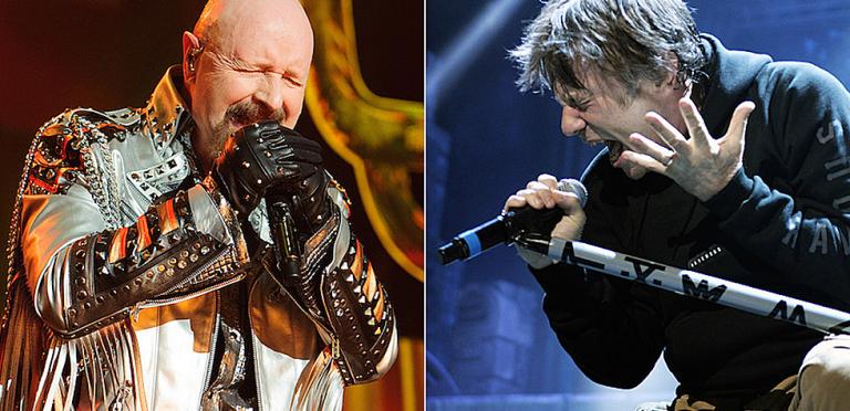 Judas Priest quiere gira mundial con Iron Maiden en el 2020