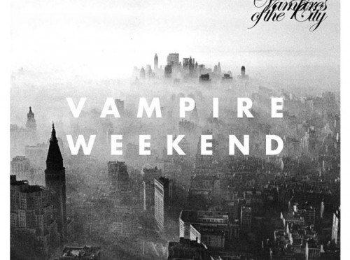 Modern Vampires of the City', - Vampire Weekend (2013)