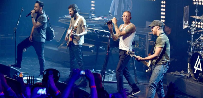 Linkin Park For iHeartRadio Live