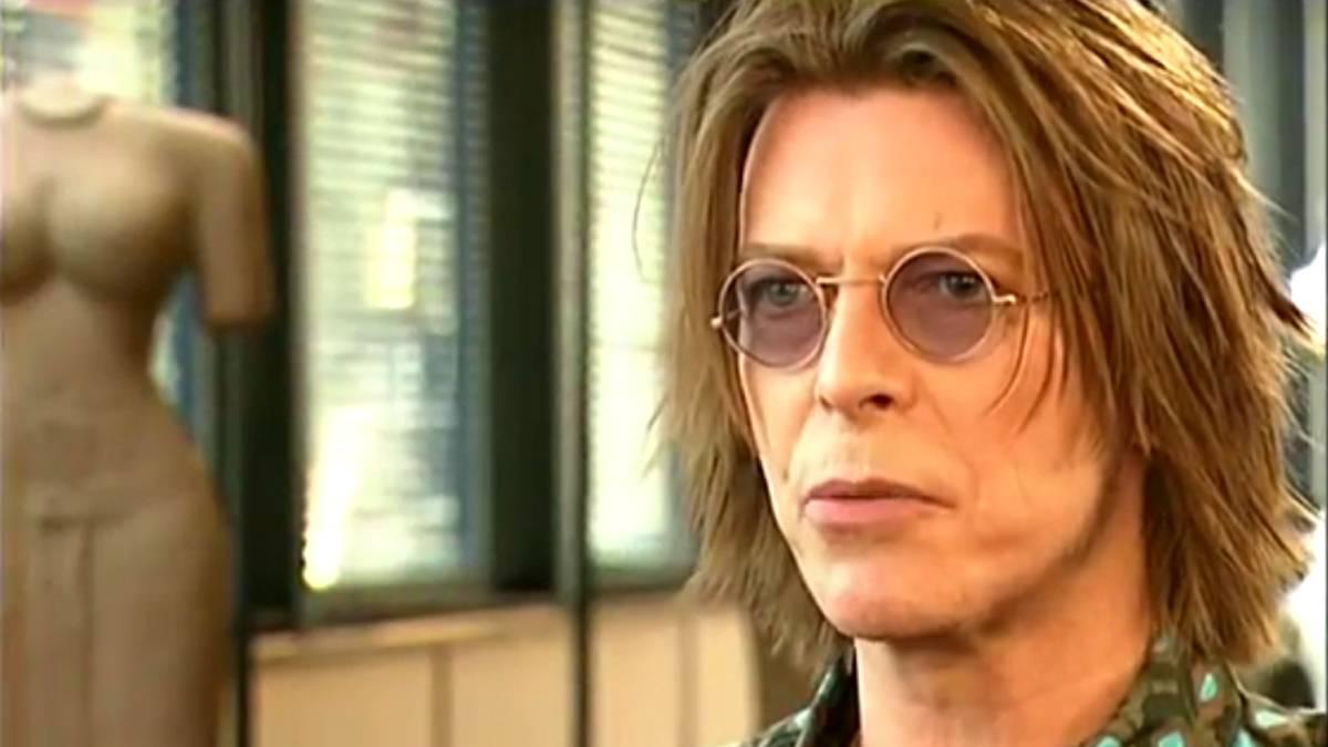 La predicción de David Bowie sobre internet