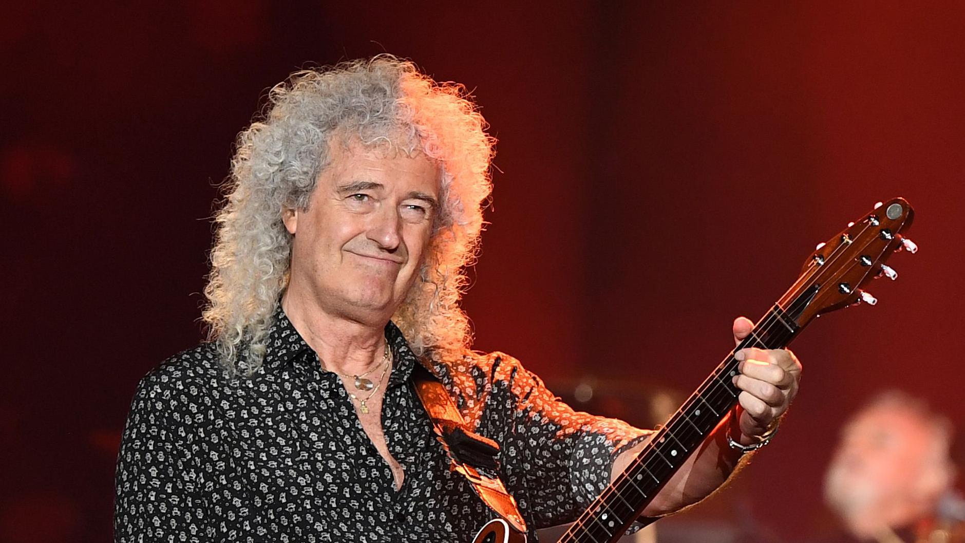 Guitarrista de Queen, Brian May, fue hospitalizado