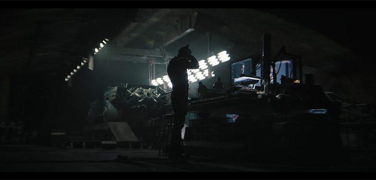 Llegó el primer teaser de The Batman con Robert Pattinson