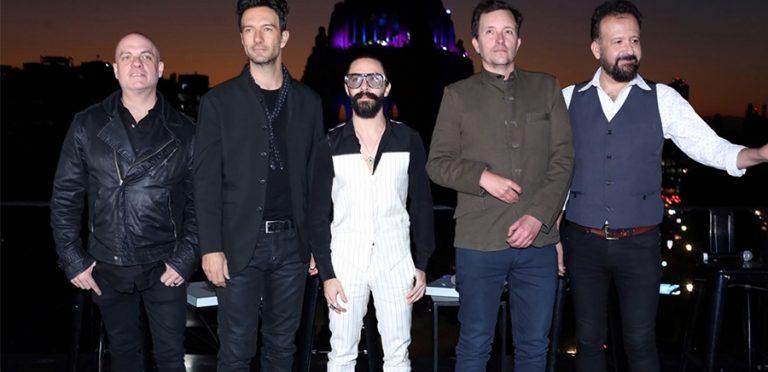Fobia anuncia grabación de su primer 'MTV Unplugged'