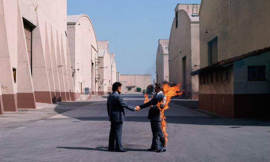 """La historia de """"Wish You Were Here"""", el puñetazo de Pink Floyd a la industria de la música"""
