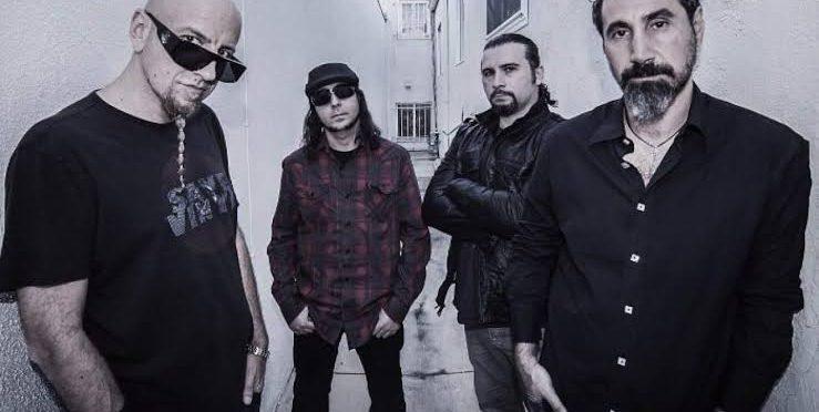 Escucha las dos nuevas canciones de System Of a Down tras 15 años de ausencia
