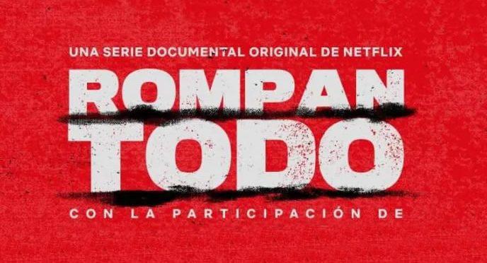 'Rompan Todo': la serie de Netflix que ningún amante del rock debe dejar de ver