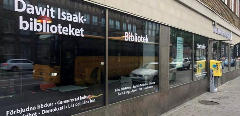 Suecia inaugura la primera biblioteca de libros censurados del mundo