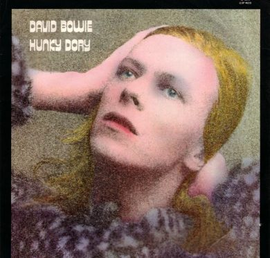 Hunky Dory-David Bowie