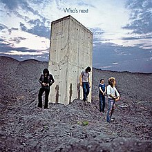 Who's Next- The Who