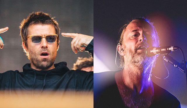 Liam Gallagher dice que el 2020 estuvo tan feo como Radiohead