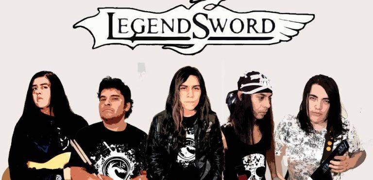 Legend Sword creadores del power metal progresivo mexicano