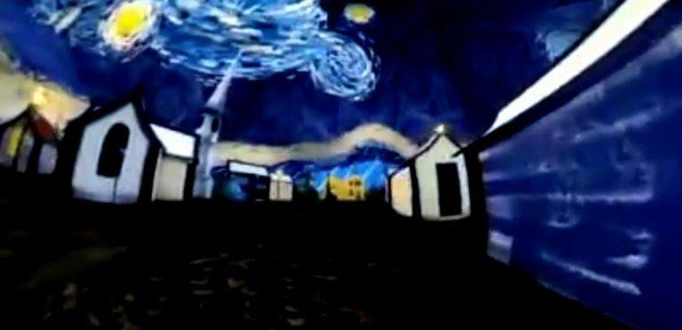 Pink Floyd: el cortometraje artístico inspirado en Van Gogh con el tema 'Breathe'