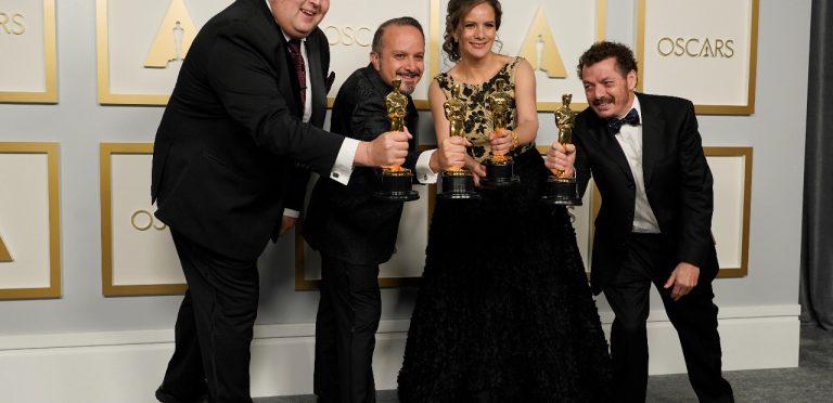 Mexicanos ganan el Óscar a Mejor Sonido por 'Sound Of Metal'