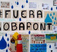 """""""¡No hay sequía, hay saqueo!"""": un pueblo se levanta en el ItzaPopo y exige a Danone respete su agua"""