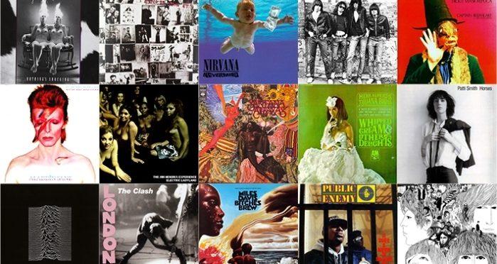 Las mejores portadas de la historia de la música