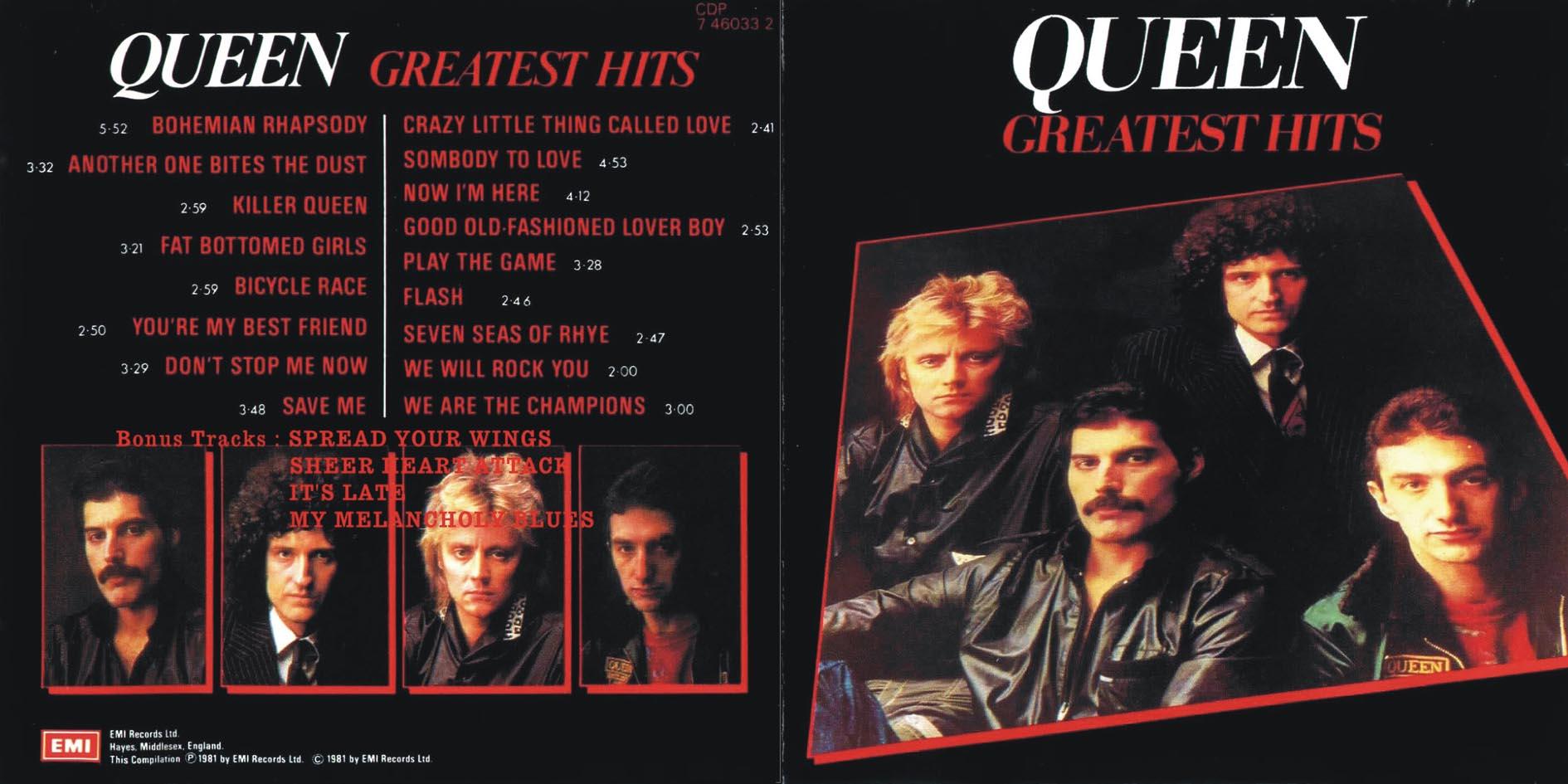 """QUEEN celebra 50 años relanzando """"Greatest Hits"""""""