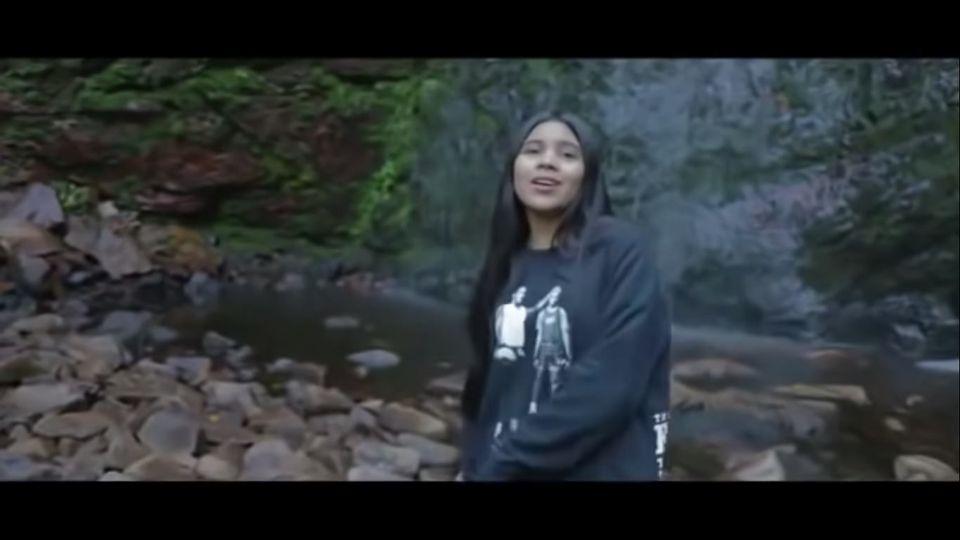 """JOVEN RAPERA MAPUCHE lanza su primer sencillo Feyentun: """"La resistencia está en el arte"""""""