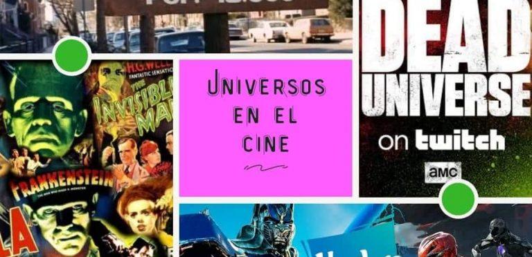 De los universos cinematográficos
