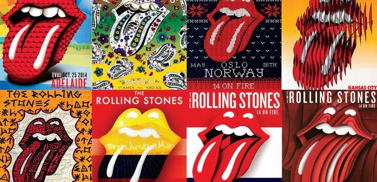 Lengua rolling stones