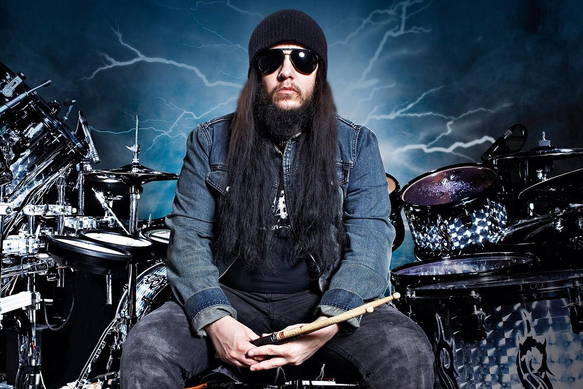 Confirman muerte de Joey Jordison, ex-baterista de Slipknot